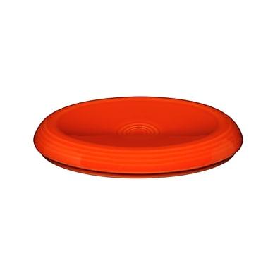Fiesta Soap Dish; Poppy