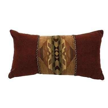 Wooded River Stampede Lumbar Pillow