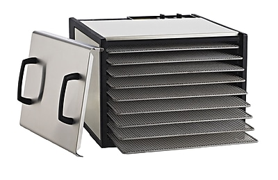 Excalibur 9 Tray Dehydrator w/ Steel Trays