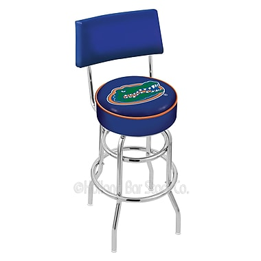 Holland Bar Stool NCAA 25'' Swivel Bar Stool; University of Florida