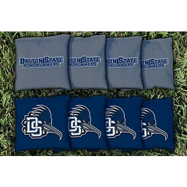 Victory Tailgate NAIA Replacement Corn Filled Cornhole Bag Set; Dalton State Roadrunners