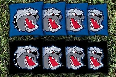 Victory Tailgate NCAA Replacement All Weather Cornhole Bag Set; North Carolina Asheville Bulldogs WYF078277124644