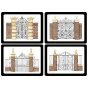 Pimpernel Historic Charleston Gates Placemat Set (Set of 4)