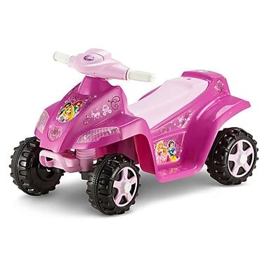 Kid Trax Princess Toddler 6V Quad
