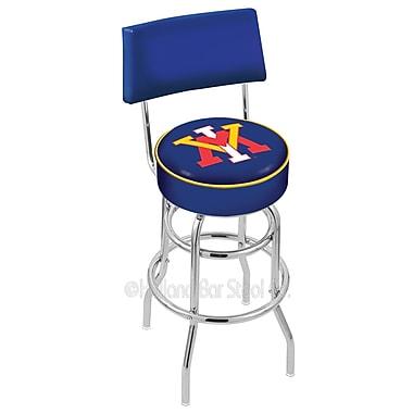 Holland Bar Stool NCAA 25'' Swivel Bar Stool; Virginia Military Institute