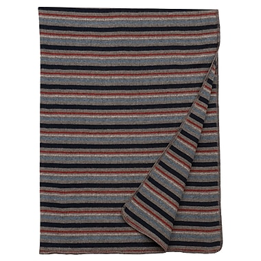 Wooded River Nordic Throw