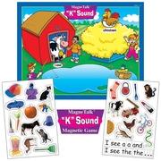 """Super Duper Publications SAS114 MagneTalk """"K"""" Sound Board Game"""