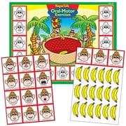 Super Duper Publications SAS133 MagneTalk Oral-Motor Exercises Board Game
