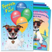 Super Duper Publications SP670 Speech Pup Posters