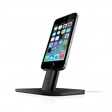 Twelve South HiRise Stand for iPhone 5/5S/5C and iPad Mini, Black