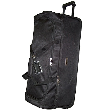 McBRINE Duffle Bag On Wheels With Trolley And Lined Interior, 30