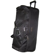 McBRINE Duffle Bag On Wheels With Trolley And Lined Interior, 30""