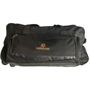 567b772512 McBRINE Duffle Bag On Wheels With Pull Handle
