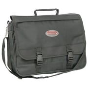 "McBRINE Portfolio with Organizer, Fits Most 14"" Laptops"