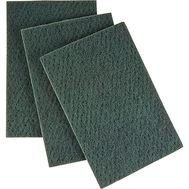 Aurora Tools Industrial Hand Pads, Green, 20/Pack