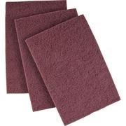 Outils Aurora – Tampons manuels tout usage, marron, 20/paquet