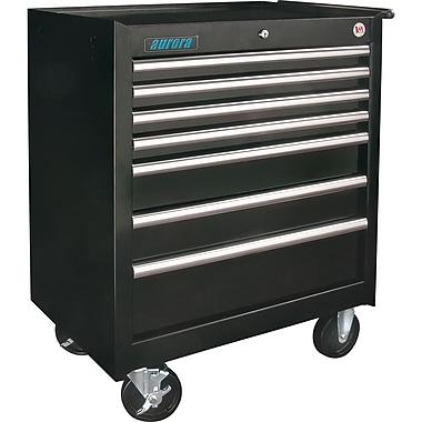 Aurora Tools – Boîte à outils, chariot, 7 tiroirs