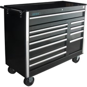 Aurora Tools Tool Box with Cart, 11 Drawers