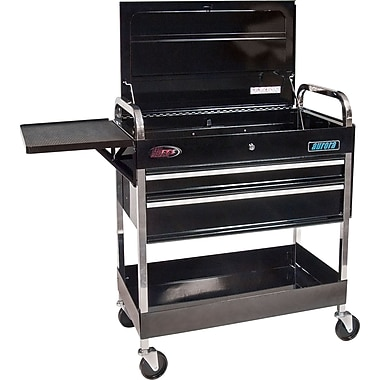 Aurora Tools Utility Carts, 2 Drawers
