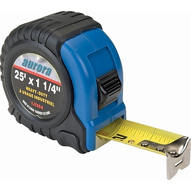 Aurora Tools Measuring Tapes, 1-1/4