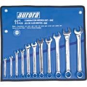 Aurora Tools – Ensemble de 11 clés à molette ajustables, prise SAE