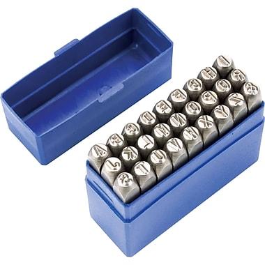 Aurora Tools Letter Stamp Sets, 3/16