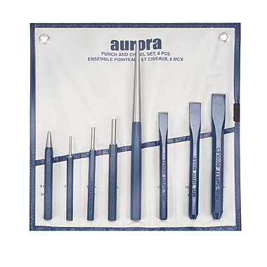 Aurora Tools Punch and Chisel Set