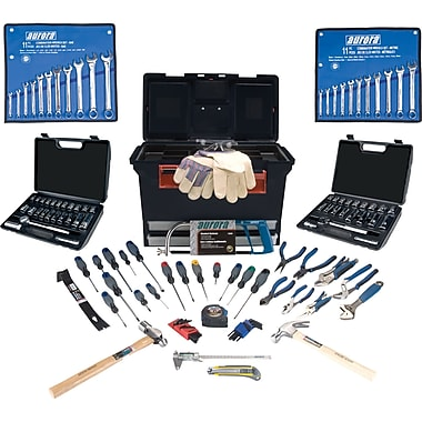 Aurora Tools Professional Tool Set, 118-Piece