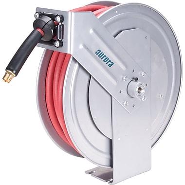 Aurora Tools – Dévidoirs de tuyaux, 1/2 po diam. x 50 pi long.