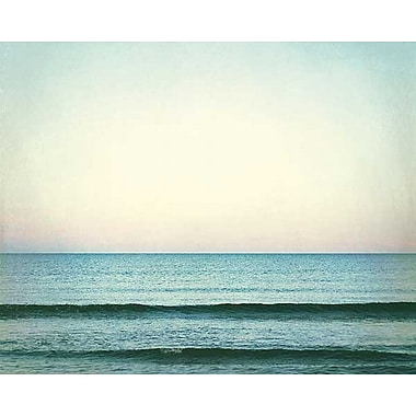 Printfinders The Distant Horizon by Carolyn Cochrane Photographic Print on Wrapped Canvas