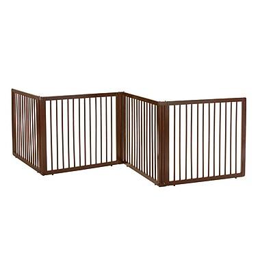 Richell Wooden Room Divider Medium