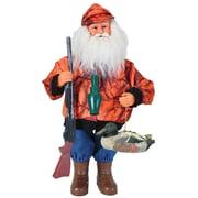 Santa's Workshop 15'' Duck Hunter Santa