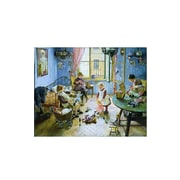 Alexander Taron Bruck & Sohn Kids Room Scene Advent Calendar