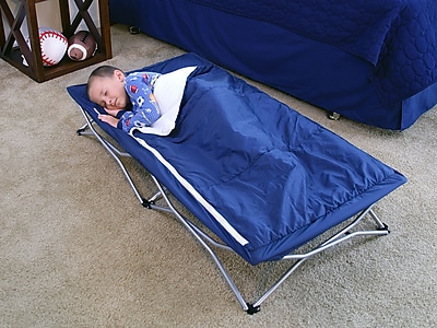 Regalo My Cot w/ Deluxe Sleeping Bag WYF078277102962