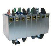 Skateboard Lockers 1 Tier 8 Wide School Locker