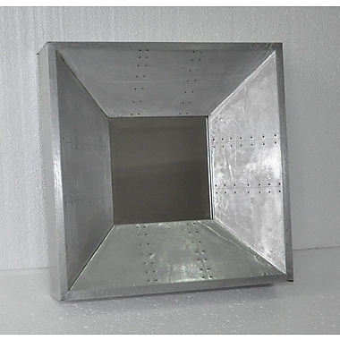 Cheungs Osum Wall Hanging Square Mirror