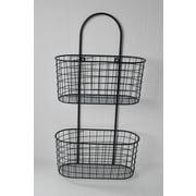 Cheungs Metal Wall hanging Storage Basket
