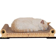 Imperial Cat Scratch 'n Shapes Large Regular Sofa Recycled Paper Scratching Board; Giraffe