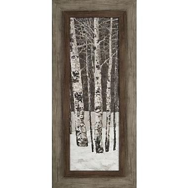 Hobbitholeco. Tree in Winter I by Tina O. Framed Painting Print