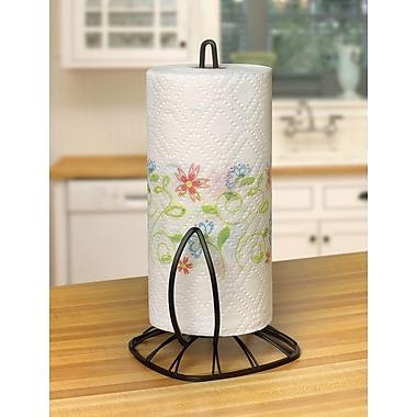 Spectrum Diversified Twist Paper Towel Holder