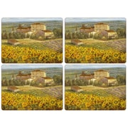 Pimpernel Tuscany Placement (Set of 4)