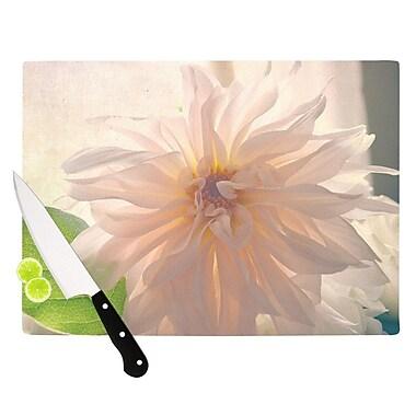 KESS InHouse Buy Her Flowers Cutting Board; 8.25'' H x 11.5'' W x 0.25'' D