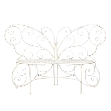 Zingz & Thingz Butterfly Bench