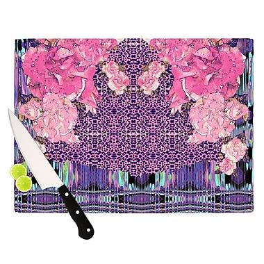 KESS InHouse Lepparo Cutting Board; 11.5'' H x 15.75'' W x 0.15'' D