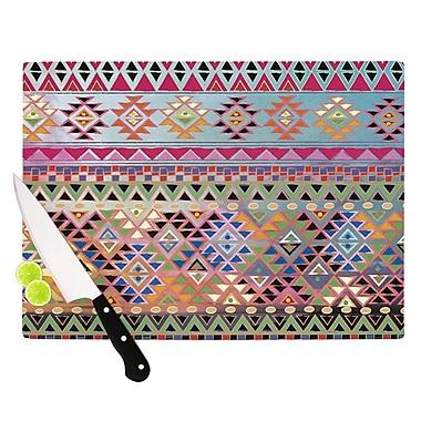 KESS InHouse Tribal Native Cutting Board; 8.25'' H x 11.5'' W x 0.25'' D
