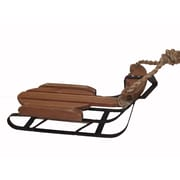 Craft Outlet Decorative Sled