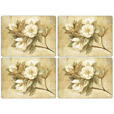 Pimpernel Sugar Magnolia Placement (Set of 4)