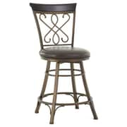 Steve Silver Furniture Carmona 24'' Swivel Bar Stool