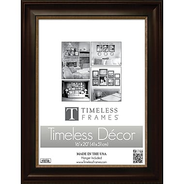 Timeless Frames Alexandra Wall Picture Frame; 16'' x 20''