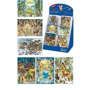 Alexander Taron Korsch Assorted Advent Cards w/ Box (Set of 60)